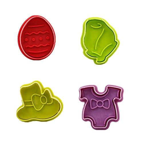 hen, Plätzchen Biscuit Plunger Cutter ()