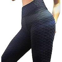 Chettova Casual Women Fashion Fold Sport Yoga Entrenamiento Gym Fitness Athletic Pant