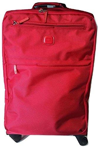 Brics Siena Maleta con 4 ruedas rojo 65 cm