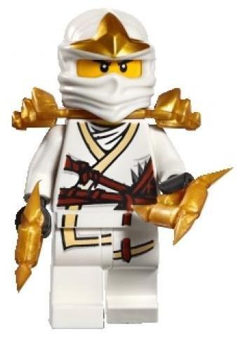 Ninjago Zane (LEGO® Ninjago - Zane ZX)