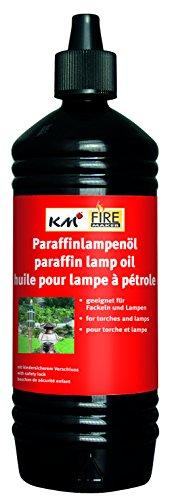Preisvergleich Produktbild 1000 ml Flasche Paraffin Lampenöl, klar Art. 319