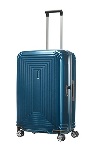 Samsonite Neopulse Spinner, M (69cm-74L), METALLIC BLUE - 4