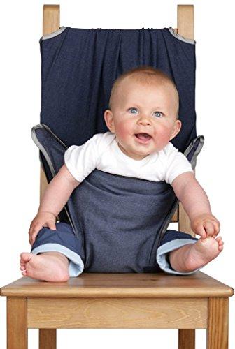 Totseat Blueberry Chaise Nomade pour Bébé