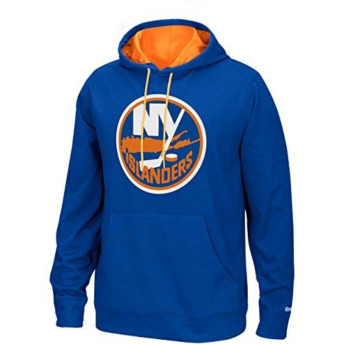 Reebok New York Islanders Playbook Hoodie NHL Sweatshirt S (New York Islanders Hoodie)