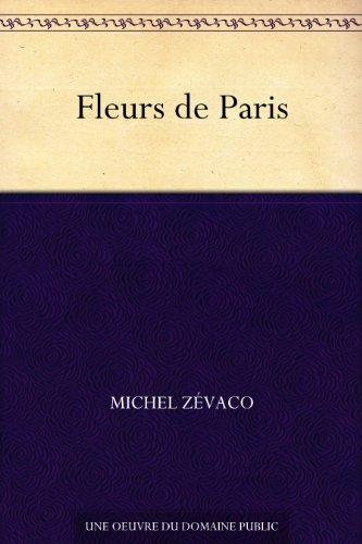 Couverture du livre Fleurs de Paris