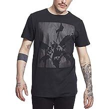 LaMAGLIERIA Body Beb/è Linkin Park Japan Logo Yellow Print Body 100/% Algodon