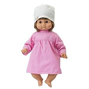 """SKRÅLLAN 16-1111-00""""Lillan Hablar muñeca, Rosa"""