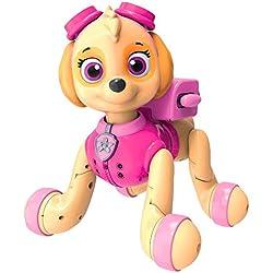 Patrulla Canina Zoomer Skye, juguete electrónico (Bizak 61921423)