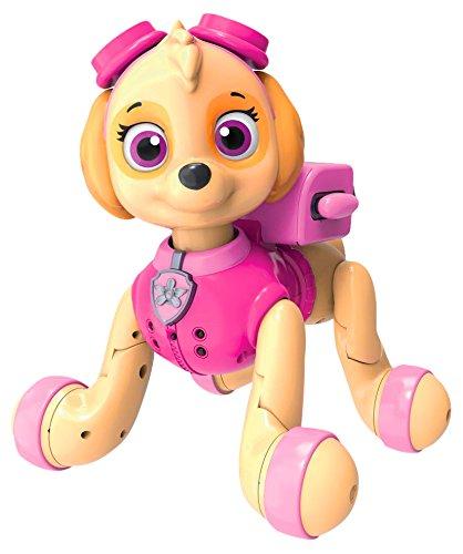 Patrulla Canina - Zoomer Skye, juguete electrónico (Bizak 61921423)