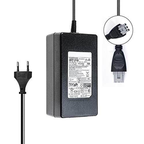 Preisvergleich Produktbild Netzadapter Ladegerät Netzgerät Drucker Netzteil für HP PSC 1415 1315 1507 5610 5510 2510 0950-4466,  0957-2094,  0957-2153,  0957-2178,  0957-2166,  0957-2146, 0957-2083,  0959-2154,  0959-2177