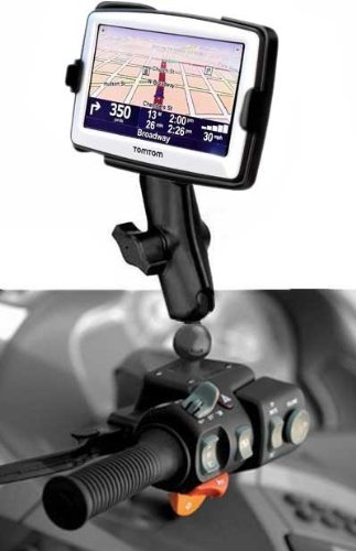 Halterung für Motorrad Öl für TomTom OneXL zweite Edition Easyport IQ RAM ram-b-345-to8u - Mount-Öl