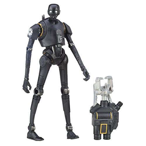 Preisvergleich Produktbild Hasbro Star Wars B7277El2 - Rogue One Battle-Action Basisfiguren - K2S0 Actionfigur
