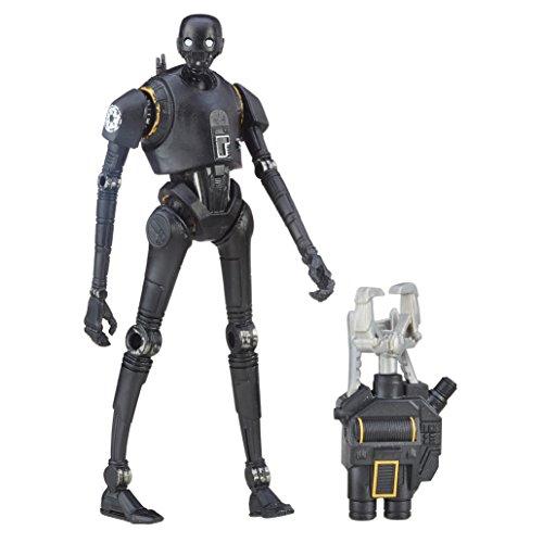 Hasbro Star Wars B7277El2 - Rogue One Battle-Action Basisfiguren - K2S0 Actionfigur