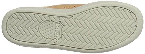 K-Swiss Classic 88 Sport, Sneakers Basses Femme Marron (Almstaprct/crmtn/llyw 815)