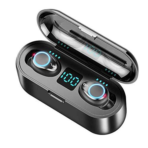 Queges Mini Auricular inalámbrico Bluetooth HiFi