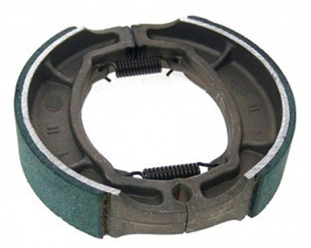 Freno Set predefinito scarpe - 125x28 tamburo