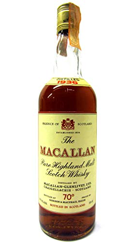 Macallan - Pure Highland Malt - 1936 Whisky