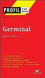 Germinal d'Emile Zola : Etude de texte