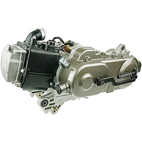 2EXTREME motore completo 12Pollici albero corto freno a tamburo (senza SLS) per Benzhou Retro Star, YY50QT-2614, YY50QT