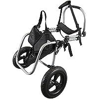 Größe C Rollstuhl Hunderollstuhl Gehhilfe Hundegehilfe Rollwagen Hunderollwagen