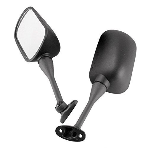 GZYF Außenspiegel-Set für CBR 600RR 2003-2008 & CBR 1000RR 2004-2008