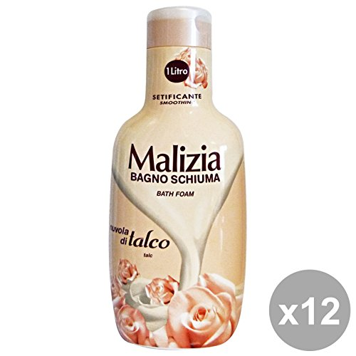 Scheda dettagliata MALIZIA Set 12 Bagno Talco 1 Lt. Saponi E Cosmetici