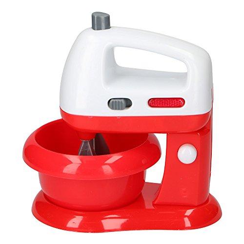 Impastatrice Robot Da Cucina Giocattolo Per Bambini Con Fruste Funzionanti e Luci
