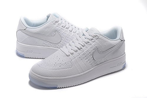 Nike AIR FORCE 1 LOW ULTRA FLYKNIT womens IPV04NVY9TDQ