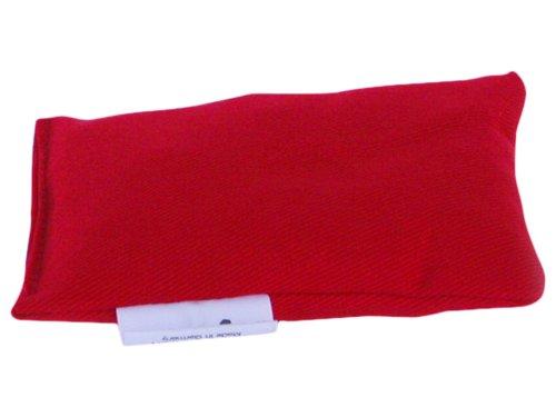 Kirschkernkissen, Rechteck, 12x8cm