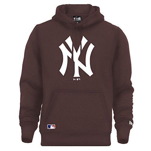 Sudadera capucha New Era – Mlb New York Yankees Po granate talla: L (Large)
