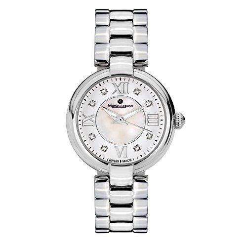Mathieu Legrand Reloj de cuarzo Woman MLG-2100A 28 mm