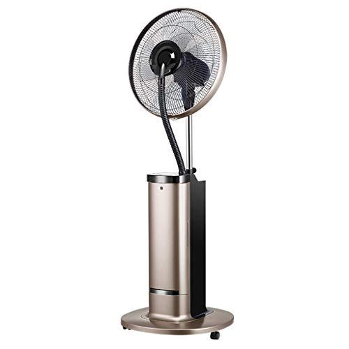Ventilatore del condizionamento d'aria Ventilatore del raffreddamento ad acqua Scuotere lo spruzzo della testa Acqua nebulizzata Raffreddare Abbassare l'umidificazione all'aperto Soffiare vento Adatto