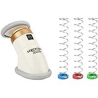 Tragbare professionelle dünne Axunge in Kinn Kinn Massager Kinn Trainer mit drei Federn Stoff Taschen Verpackung... preisvergleich bei billige-tabletten.eu