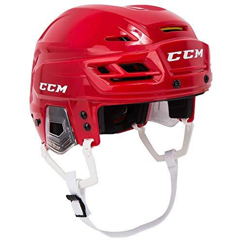 CCM Fitlite 60 casco de hockey para adulto Rojo rojo Talla:medium