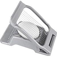 Westmark Eierteiler, Aluminium/Rostfreier Edelstahl, 13,5 x 7,9 x 2,9 cm, Duplex, Grau, 10202260