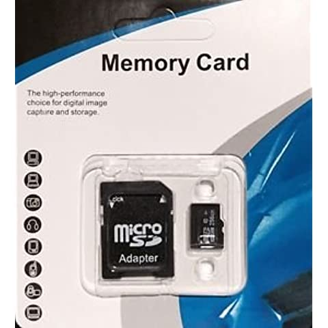 Tarjeta de memoria Micro SD de 256GB, con adaptador