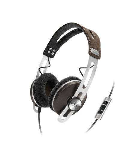 Sennheiser Momentum On-Ear Cuffie Stereo, Marrone