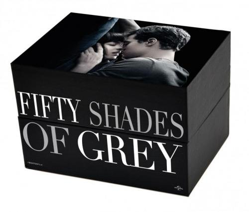 Preisvergleich Produktbild Fifty Shades of Grey - Exklusiv Gift Box Set inkl. Blu-ray - Soundtrack - Brettspiel u.v.m.