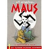 Maus: My Father Bleeds History Pt. 1: A Survivor's Tale (Penguin Graphic Fiction)
