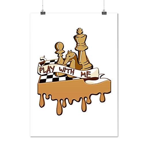 jouer-echecs-avec-moi-jeu-planche-matte-glace-affiche-a1-84cm-x-60cm-wellcoda