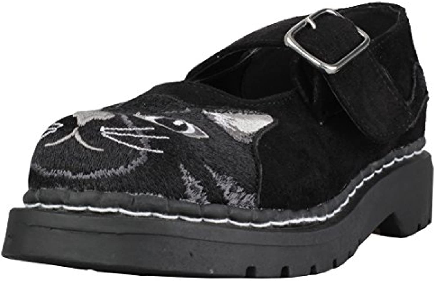 Mary Parent k u Kitty Broderies Wo T Chaussures Jane fvbyYg7I6