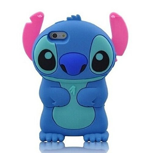 3d-fall (iPhone 6S Plus Fall, iPhone 6 Plus Express Prime Fall, phenix-color 3D Cute Cartoon Weich Silikon Gel Back Cover Schutzhülle für iPhone 6/6S Plus (14 cm) Fall AMP Prime, 03)