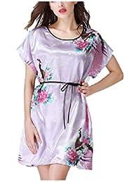 28ef27273db7 Amazon.es: lilas - M / Vestidos / Mujer: Ropa