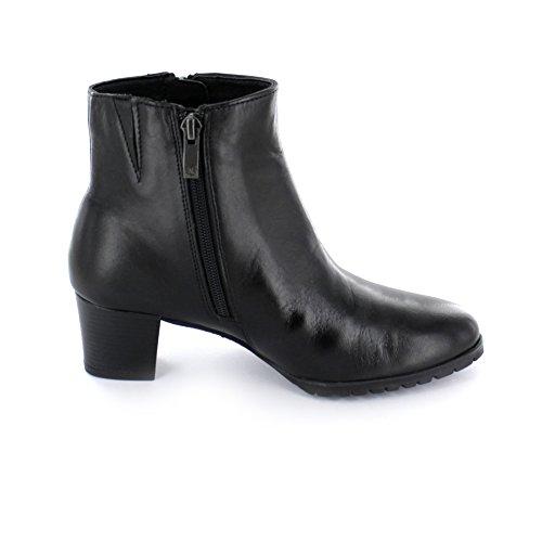 Caprice 25456-001, Stivali donna Black