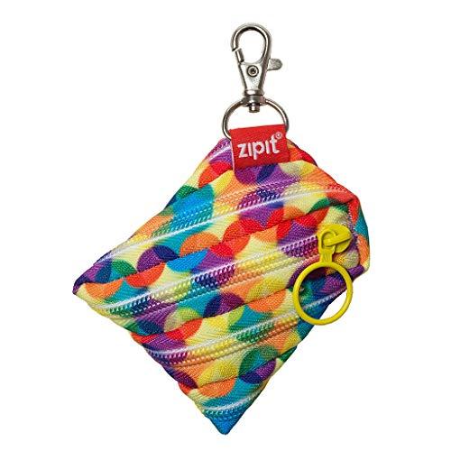 ZIPIT Colorz Geldbörse, Kleine Blasen - Design Flat Geldbörsen