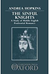 The Sinful Knights: A Study of Middle English Penitential Romance by Andrea Hopkins (1990-10-04) Hardcover