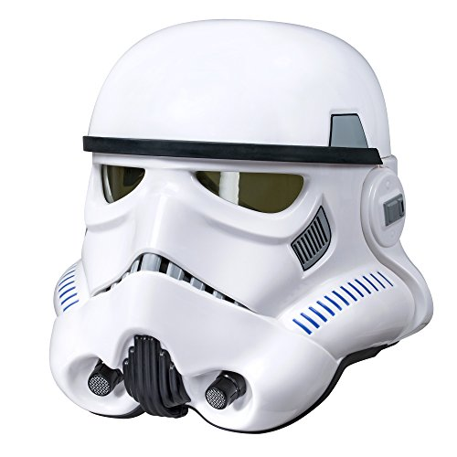 Kunststoff Kostüm Rüstung - Star Wars Rogue One The Black Series imperialen Stormtrooper elektronische Stimme Changer Helm