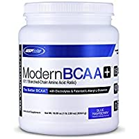 USP Labs 535g Modern BCAA Plus Blue Raspberry