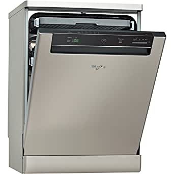 Whirlpool ADP 5510 IX Autonome 13places A++ lave-vaisselle - lave-vaisselles (Autonome, Acier inoxydable, Noir, Acier inoxydable, 1,5 m, 1,5 m, 2 m)