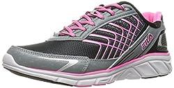 Fila Women s Memory Core Callibration 3 Running Shoe Black/Monument/Sugarplum 6 B(M) US